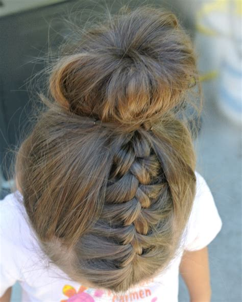 little girl hairstyles easy to do long little girls hairstyles for school how to style the