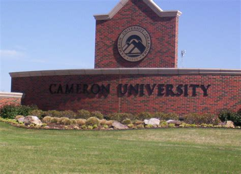Oklahoma City Mba Ranking by Cameron Univ Official Policy Trumps