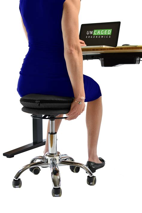 Sitting Stool With Wheels by Rolling Active Sitting Office Chair Balance Stool