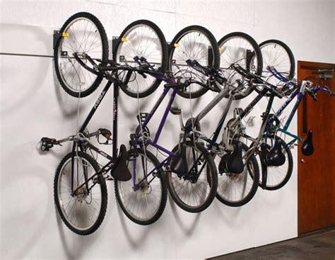 multiple bike rack bicycle wall rider hanging bike storage bracket wirecrafters