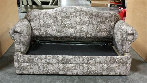 leaf pattern sofa rv furniture used charcoal gray leaf pattern cloth