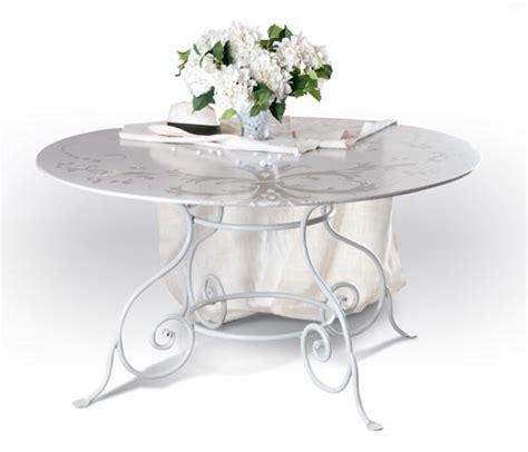tavoli in ferro battuto e vetro tavoli da esterno tavoli ferro battuto