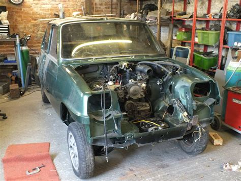 renault 5 engine renault 5 mk1 reassembly