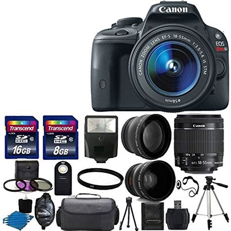 canon eos rebel sl1 best buy canon eos rebel sl1 18 0 mp cmos digital slr hd 1080