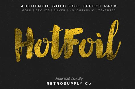 illustrator tutorial gold effect hot foil foil sting machine layer styles on