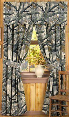 mossy oak window curtains mossy oak camo treestand window curtains by mossy oak