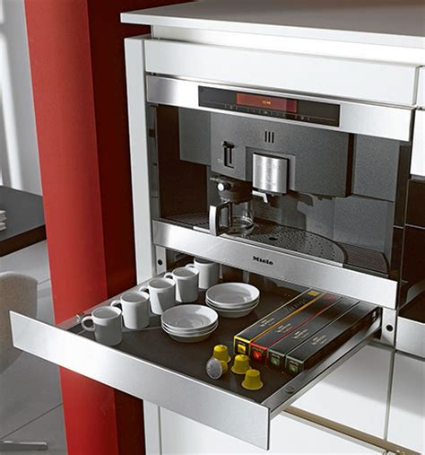 Miele Plumbed Coffee Maker by Top 5 Built In Coffee Machines That Makes Your Easier