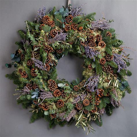 wreaths uk festive wreaths decoration uk