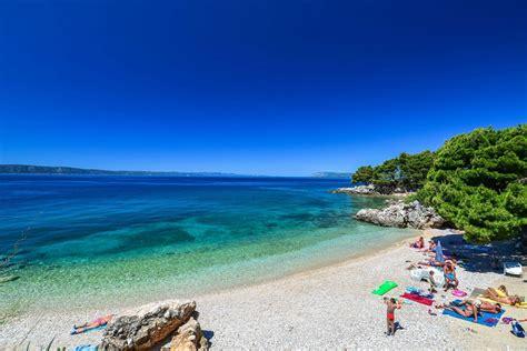 beautiful beaches the most beautiful beaches in makarska riviera