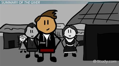 themes in film definition the giver summary characters themes author video