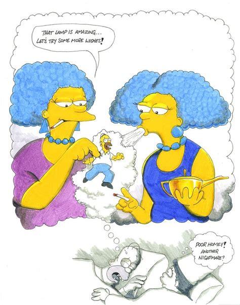 Giantess Simpsons Sex Porn Images