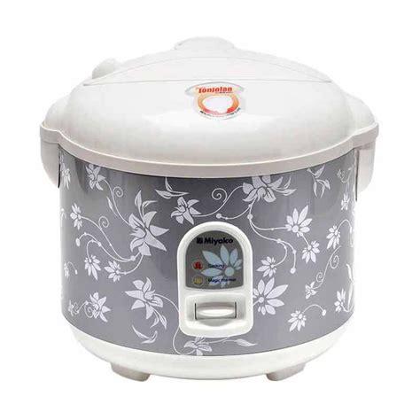 Miyako Mcm 18bhb Rice Cooker 1 8 L jual miyako mcm 528 rice cooker 1 8 l harga