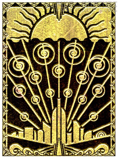 art deco design the cult of rapture the bioshock cover art contest winners