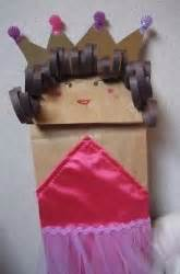 paper bag princess puppet pattern 17 best images about cute paper bag crafts on pinterest