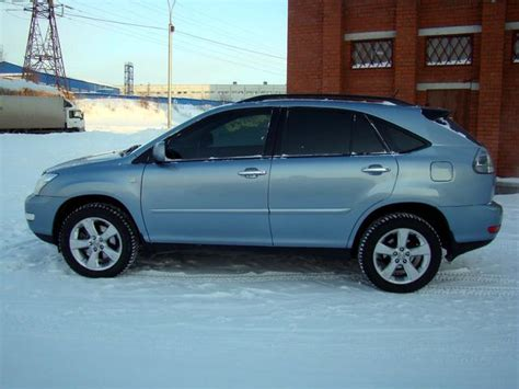 2004 lexus rx350 2004 lexus rx350 photos 3 5 gasoline automatic for sale