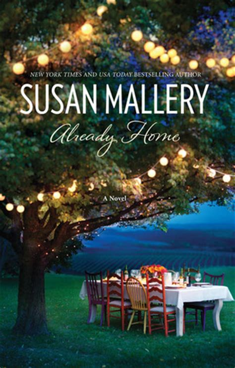 already home by susan mallery reviews discussion