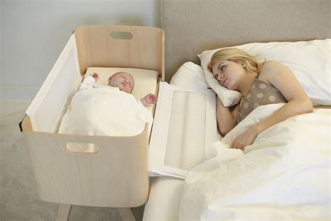 baby bed that attaches to parents bed kinderboo the bednest bedside crib