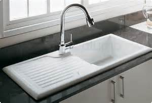 ceramic sinks kitchen pin by michele on kitchen pinterest