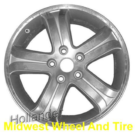 2007 Chrysler Pacifica Tire Size by Chrysler Pacifica 2369ms Oem Wheel 1er66trmaa Oem