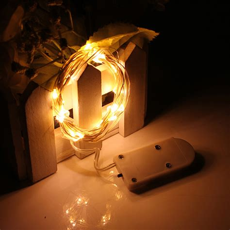 2m 20 Led Battery Operated Fairy Lights Christmas Wedding Battery Operated Lights For Weddings
