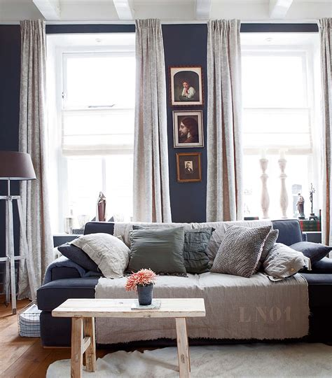 And Navy Living Room by Hello Navy Colors For A Moody Living Room Hello Farmhouse