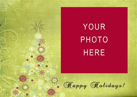 Create Your Own Photo Card Template by Free Template For Cards Best Template Exles