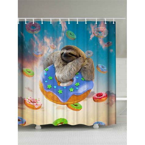 stripper sloth shower curtain 17 best ideas about cute sloth on pinterest sloths baby