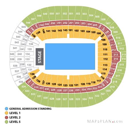 tottenham wembley seating plan away fans wembley stadium seating plan concerts chart