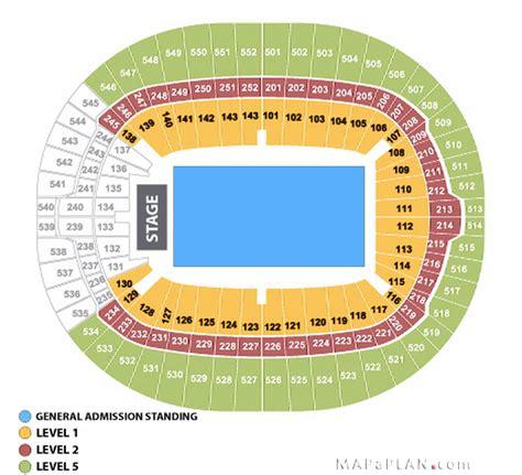 wembley stadium floor plan lower upper tier levels layout melbourne rod laver arena