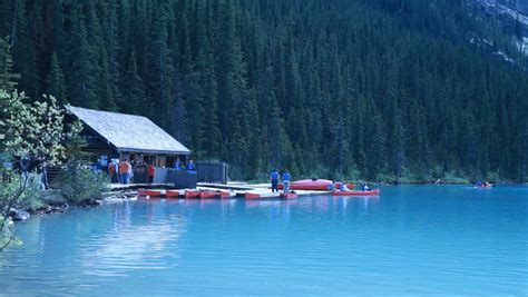 lake louise boat rental lake louise banff national park alberta canada boat