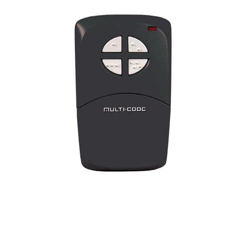 Stanley 1097 Four Button Visor Gate Garage Door Opener Stanley Garage Door Opener Remote Programming