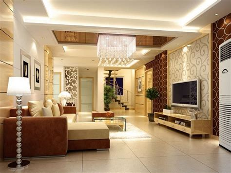 Simple Pop Ceiling Designs For Living Room Modern Ceiling Interior Design Ideas