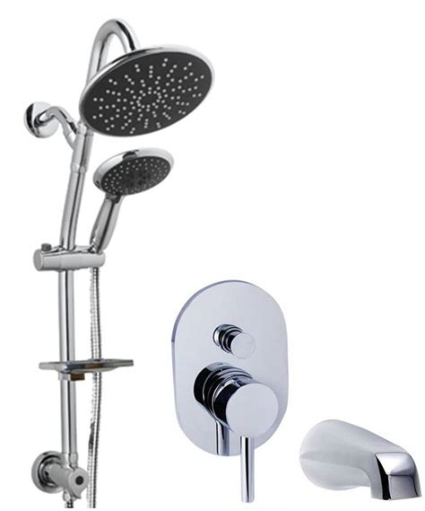 Shower Head That Attaches To Tub Faucet Hydra Spa Tub Amp Shower Set Kn1050 Clawfoot Tubs And