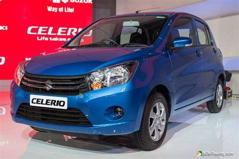 Maruthi Suzuki Celerio Maruti Suzuki Celerio Vxi O At Photos Images And