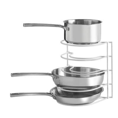 bed bath and beyond cabinet organizer buy pots and pans cabinet organizer from bed bath beyond