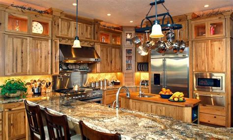 Western Style Kitchen Cabinets Vent And Display Cabinets For The Home Pinterest
