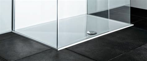 Shower Tray 1700 X 760 by Ab25 Dome 25mm Stone Resin Ultra Low Profile 1700 X 760