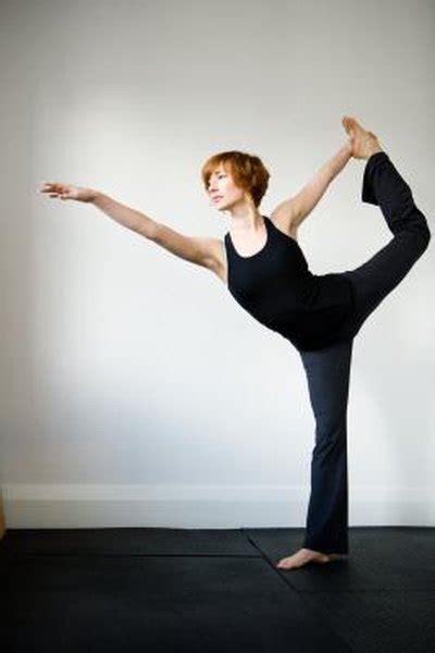 yoga exercises  reducing  buttocks woman