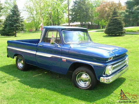 truck bed cers for sale 1966 chevrolet c 10 short bed pick up truck