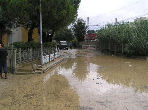 terme di camerano alluvione