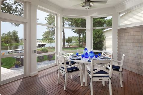 Sunroom Dining Room Dining Room Sunroom Ideas Care Free Sunrooms