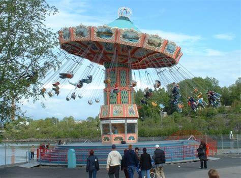 big swing ride sarkanniemi uk