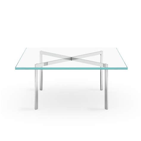Barcelona Table by Barcelona Table Philip Johnson Glass House Store