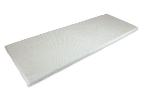 duvalay 5cm portable mattress topper gold 190 x 77cm