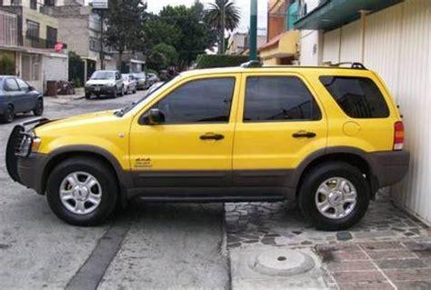 comparison mazda tribute ford escape ford escape and mazda tribute comparison