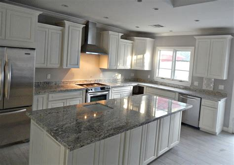 granite kitchen countertop ideas 2018 top granite kitchen platforms and modern countertop