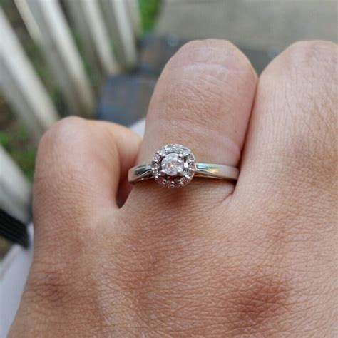 4 Engagement Ring by Real 4 Carat Rings Wedding Promise
