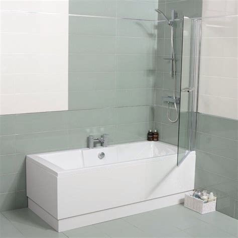 shower extension for bathtub shower screen fixed and taps in middle extension ideas