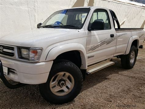 Used Toyota Single Cab 4x4 For Sale Used Toyota Hilux 2 7 Single Cab 4x4 2001 Hilux 2 7