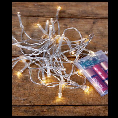 warm white battery lights 1m led warm white battery lights festive lights